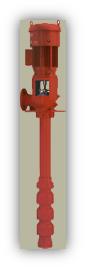 bomba vertical