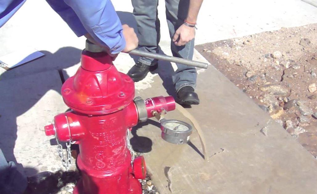 #92 Hidrante Flujo